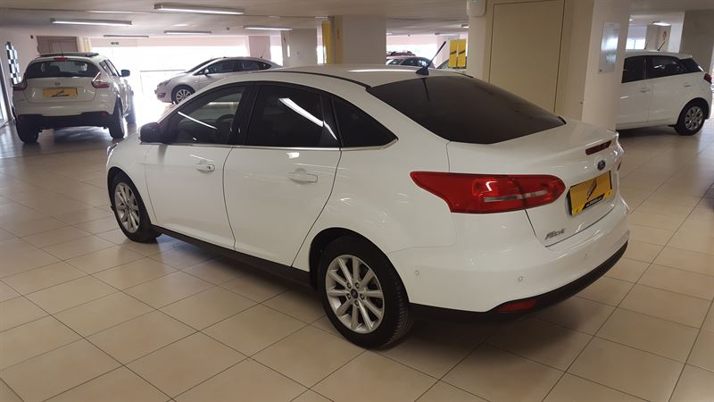 Focus 1.5 TDCI Titanium Powershift 120 Ps Sedan