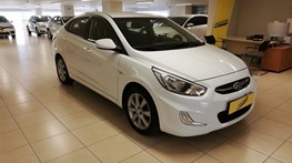 Accent Blue 1.6 CRDI Mode Plus DCT 136 Ps Sedan