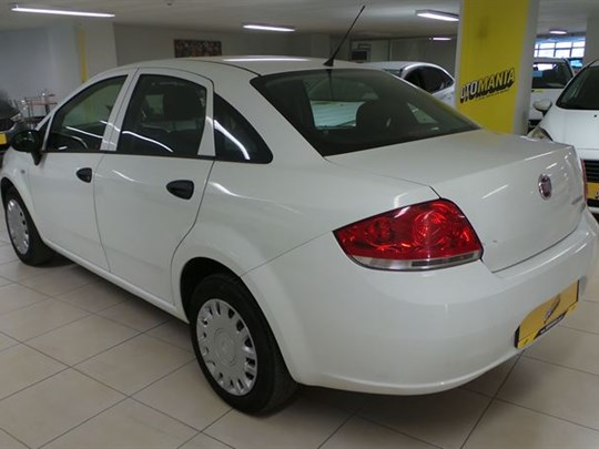 Linea 1.3 MultiJet Actual Plus GSR 95 Ps Sedan