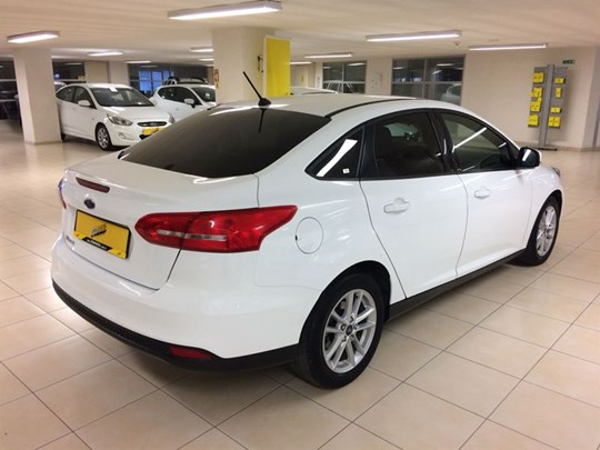 Focus 1.6 TDCI Trend X 95 Ps Sedan