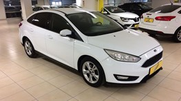 Focus 1.5 TDCI Style Powershift 120 Ps Sedan