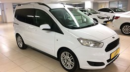 Tourneo Courier Journey 1.6 TDCI M1 Titanium 95 Ps Kombi