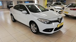 Fluence 1.5 DCI Touch EDC 110 Ps Sedan