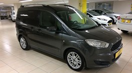 Tourneo Courier 1.6 TDCI Titanium 95 Ps Kombi