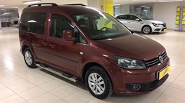 Caddy 1.6 TDI Comfortline 102 Ps Combi