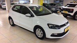 Polo 1.4 TDI Trendline 75 Ps Hatchback