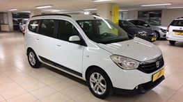 Lodgy 1.5 DCI (7 Koltuk) Laureate 90 Ps MPV