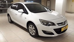 Astra 1.6 CDTI Design Otomatik 136 Ps Sedan