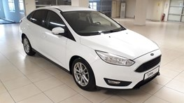 Focus 1.5 TDCI Trend X Powershift 120 Ps Sedan