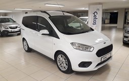 Tourneo Courier 1.5 TDCI Titanium 95 Ps Kombi