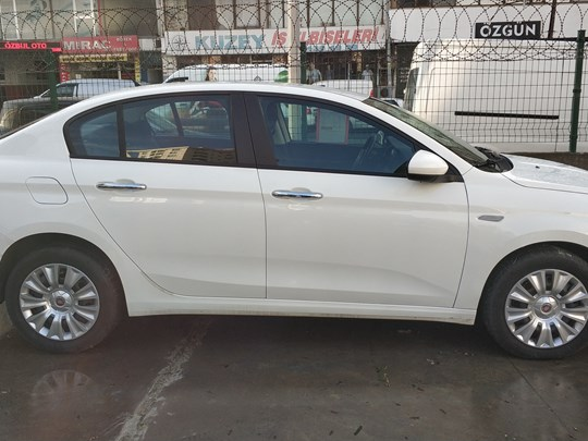 2018 MODEL FİAT EGEA 1.3 MultiJet Easy 95 HP E