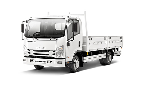 Isuzu N-Wide Long