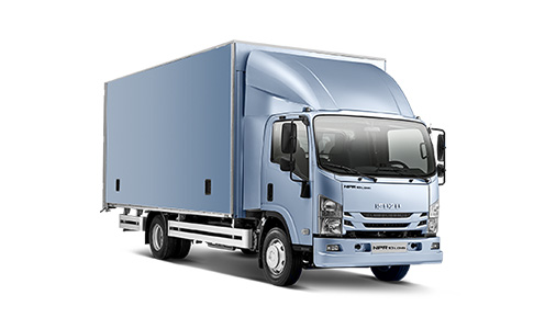 Isuzu NPR 10 Long