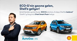 Shell Dacia Eco-G
