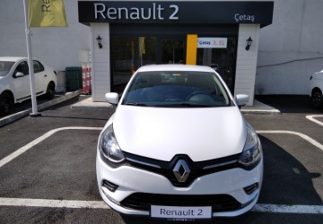 2018 RENAULT CLİO 1.5 DCI TOUCH EDC