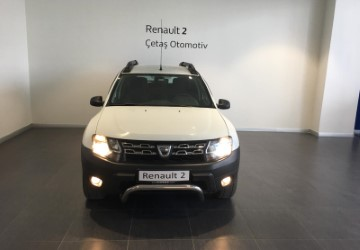 2017 DACİA DUSTER 1.5 DCI 4*2 AMBİANCE