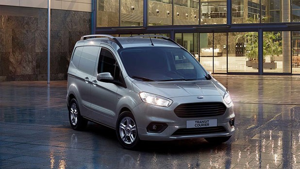Yeni Ford Transit Courier